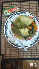 Sopa de verduras #YoCociKnorr
