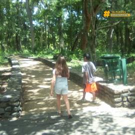 Amistad parque la llovizna Puerto Ordsx #expresate